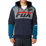 Fox Racing Mako Sasquatch Zip-Up Hooded Sweatshirt