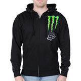 Fox Racing Monster Zebra Zip-Up Hooded Sweatshirt