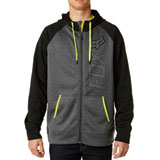 Fox Racing Off Road Zip-Up Hooded Sweatshirt