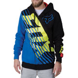 Fox Racing Savant Multi Zip-Up Hooded Sweatshirt