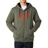 Fox Racing Traxion Sasquatch Zip-Up Hooded Sweatshirt