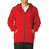 Fox Racing Tracker Zip-Up Hooded Sweatshirt