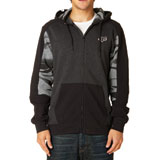 Fox Racing Vicious Zip-Up Hooded Sweatshirt