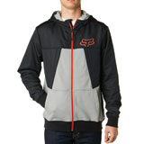 Fox Racing Zealot Zip-Up Hooded Sweatshirt