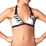 Fox Racing Women's Shiv Fixed Halter Bikini Top
