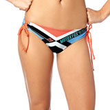 Fox Racing Divizion Ladies Lace Up Bikini Bottom