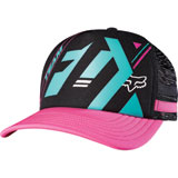 Fox Racing Divizion Ladies Trucker Hat