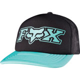 Fox Racing Vapors Ladies Trucker Hat