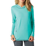 Fox Racing Descent Tech Ladies Hooded Sweatshirt