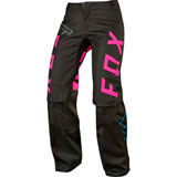 Fox Racing Women's Switch Pants 2017 Black