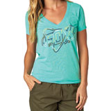 Fox Racing Women's Configuration V-Neck T-Shirt