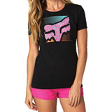 Fox Racing Crossed Up Ladies T-Shirt