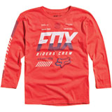 Fox Racing Escaped Youth Long Sleeve T-Shirt