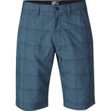 Fox Racing Essex Plaid Tech Shorts