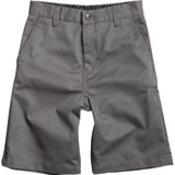 Fox Racing Essex Solid Youth Walk Shorts