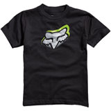 Fox Racing Glitched Kids T-Shirt