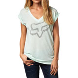 Fox Racing Women's Extent V-Neck T-Shirt