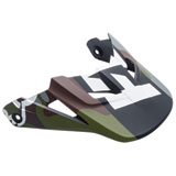 Fox Racing V1 Camo Helmet Replacement Visor