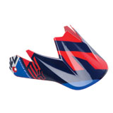 Fox Racing V3 Divizion Youth Helmet Replacement Visor