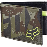 Fox Racing Hazzard Bi-Fold Wallet