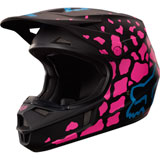 Fox Racing Youth V1 Grav Helmet