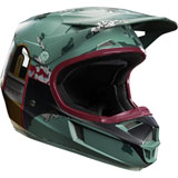 Fox Racing Youth V1 Star Wars Boba Fett LE Helmet