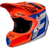 Fox Racing Youth V3 Creo MIPS Helmet Orange