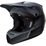 Fox Racing Youth V3 Matte Black Helmet