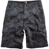 Fox Racing Slambozo Youth Cargo Shorts