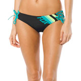 Fox Racing Women's Cozmik Lace Up Bikini Bottom
