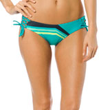 Fox Racing Women's Seca Lace Up Bikini Bottom