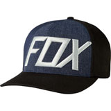 Fox Racing Blocked Out Flex Fit Hat