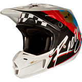 Fox Racing V2 Rohr Helmet Black