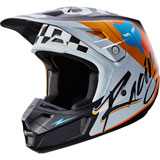 Fox Racing V2 Rohr Helmet White
