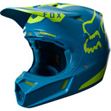 Fox Racing V3 Moth LE MIPS Helmet Teal