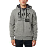 Fox Racing Compliance Sasquatch Zip-Up Hooded Sweatshirt