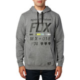 Fox Racing District 2 Hooded Sweatshirt