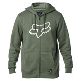 Fox Racing District 3 Zip-Up Hooded Sweatshirt
