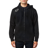 Fox Racing Reformed Sherpa Zip-Up Hooded Sweatshirt 2017