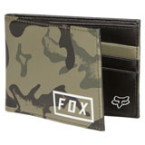 Fox Racing Camo Pinned Wallet