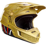 Fox Racing Youth V1 Star Wars C-3PO LE Helmet