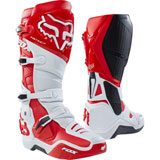 Fox Racing Instinct Boots 2018 White/Red