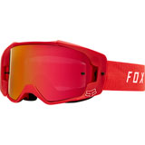 Fox Racing VUE Goggle Red