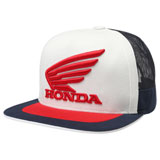 Fox Racing Honda Snapback Hat 2018 Navy/White