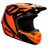 Fox Racing V1 Race Helmet Orange