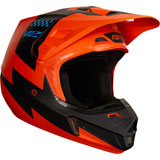 Fox Racing V2 Mastar Helmet Orange