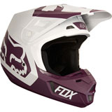 Fox Racing V2 Preme Helmet Purple
