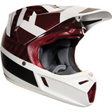 Fox Racing V3 Preest Helmet