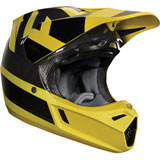 Fox Racing V3 Preest MIPS Helmet Dark Yellow