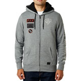 Fox Racing Rostrum Sherpa Zip-Up Hooded Sweatshirt